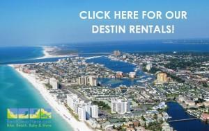 Where to rent bikes in Destin