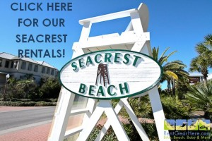 Where to rent bikes in Seacrest Beach