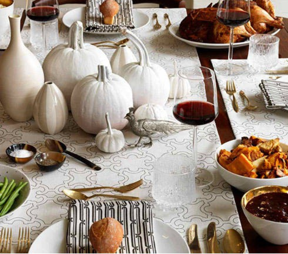 Giving Thanks in Paradise:  Thanksgiving in South Walton