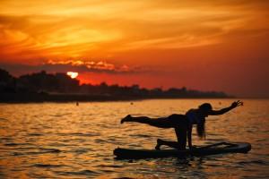 SUP Yoga Rentals Destin 30A