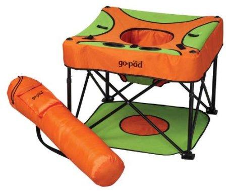 Baby Gear Go Pod Activity Seat Rental for 30A, Destin and Panama City Beach, Florida