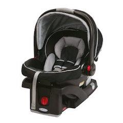 infant car seat rental services in 30A, South Walton, Destin, Okaloosa Island, and Panama City Beach, Florida