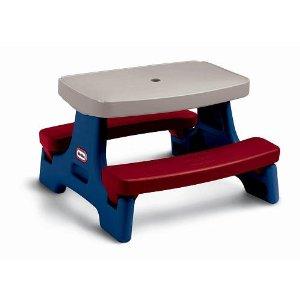 Kids Picnic Table Rental in 30A, South Walton, Destin, Okaloosa Island, and Panama City Beach, Florida
