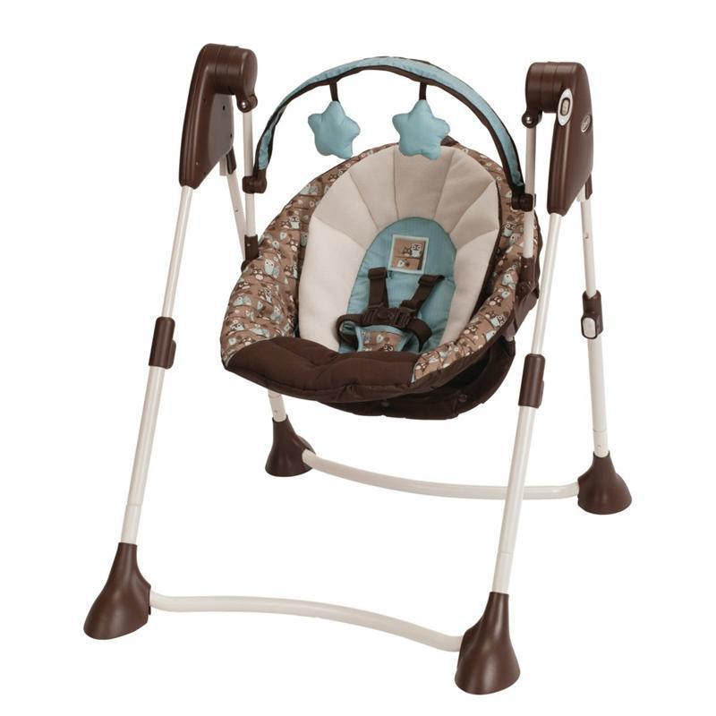 Baby Gear Cradle Swing Rental  in 30A, South Walton, Destin, Okaloosa Island, and Panama City Beach, Florida