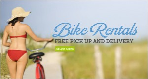 30A Bike Rentals with Free Delivery and Pick up