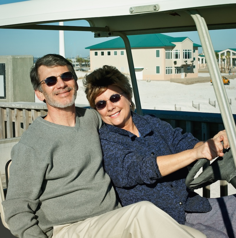 Cruise in Style: 30A Golf Cart Rentals
