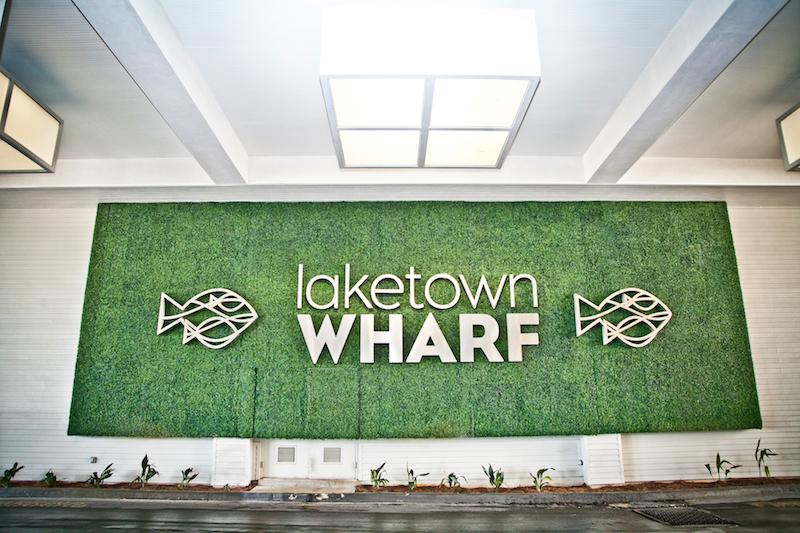 Laketown-Wharf-Resort-Panama-City-Beach-Entrance