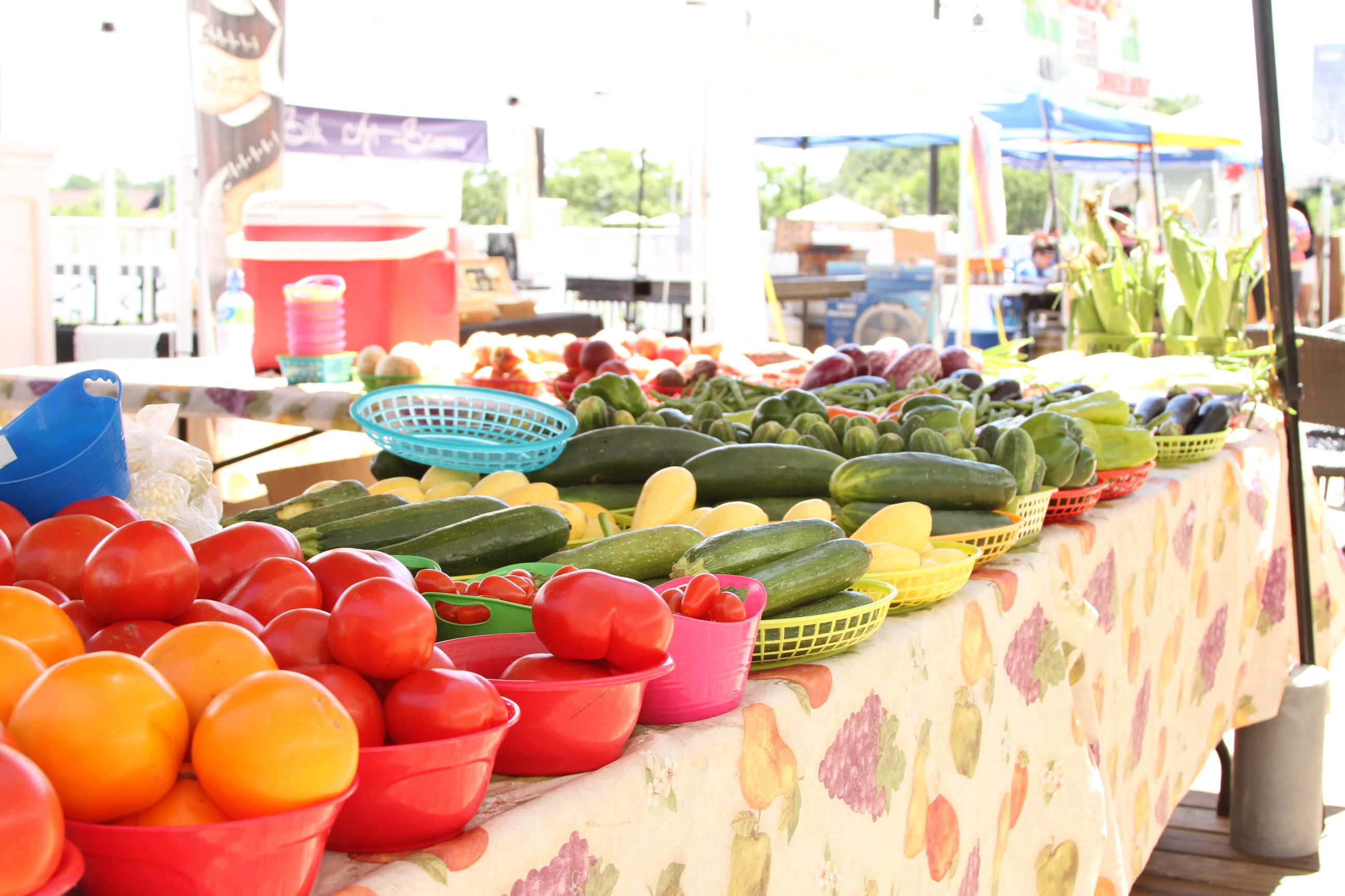 Market Fest at Laketown Wharf | Photo by Lauren Williams