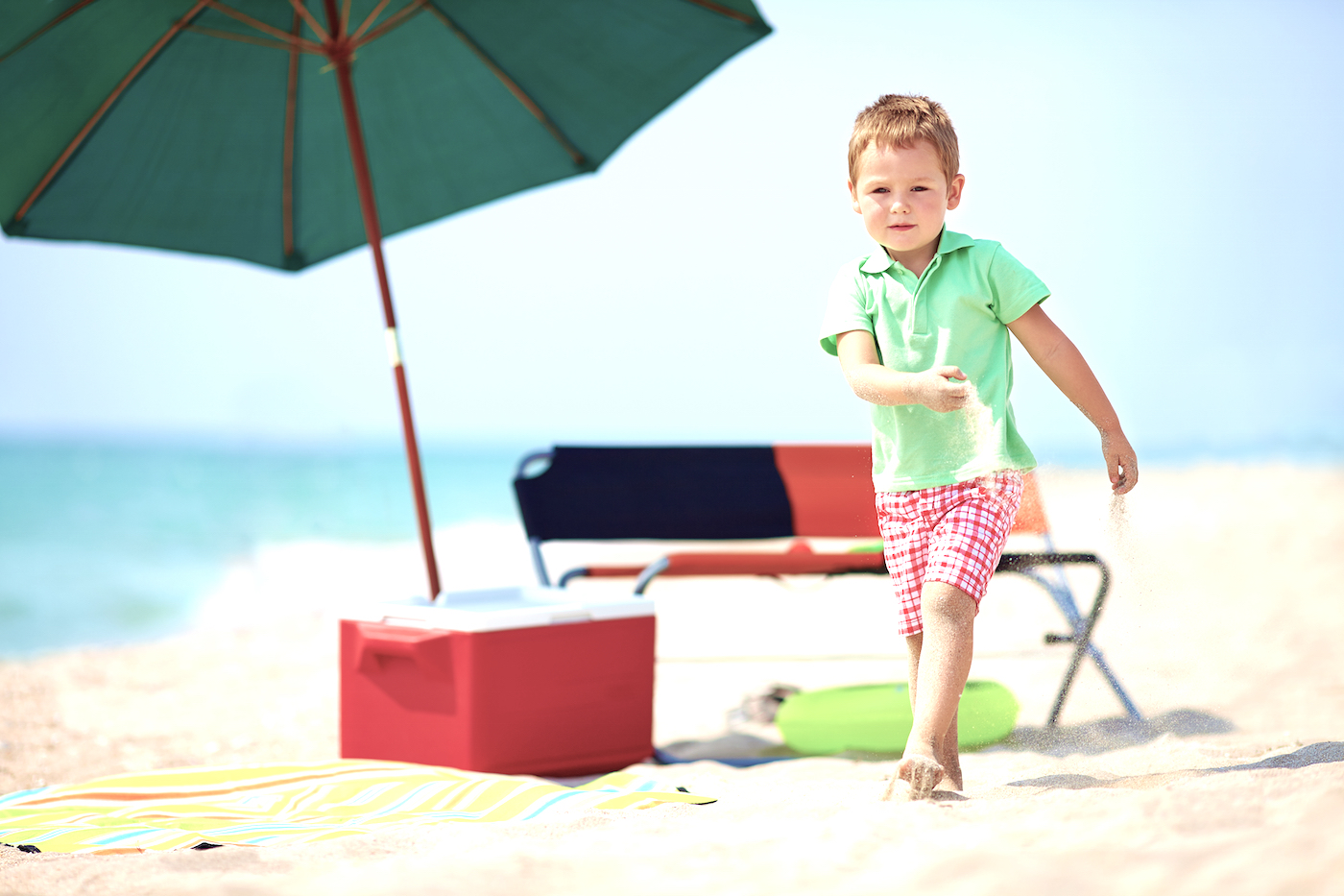 5 Ways to Beat the Heat with Beach Gear Rentals