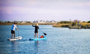 Vacayzen paddle board rentals