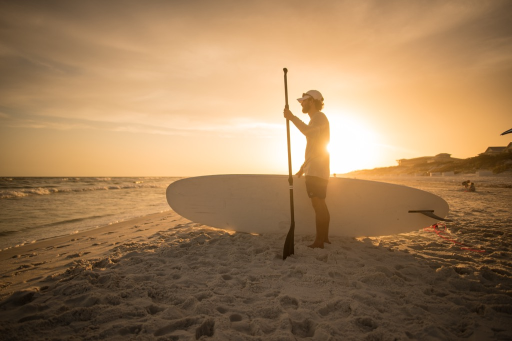 5 Places to Paddleboard in Northwest Florida